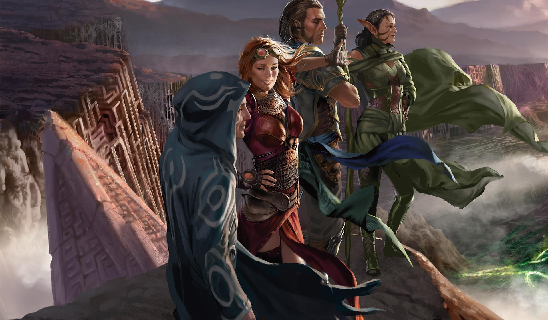 Art from MTG for Card MMORPG Games List