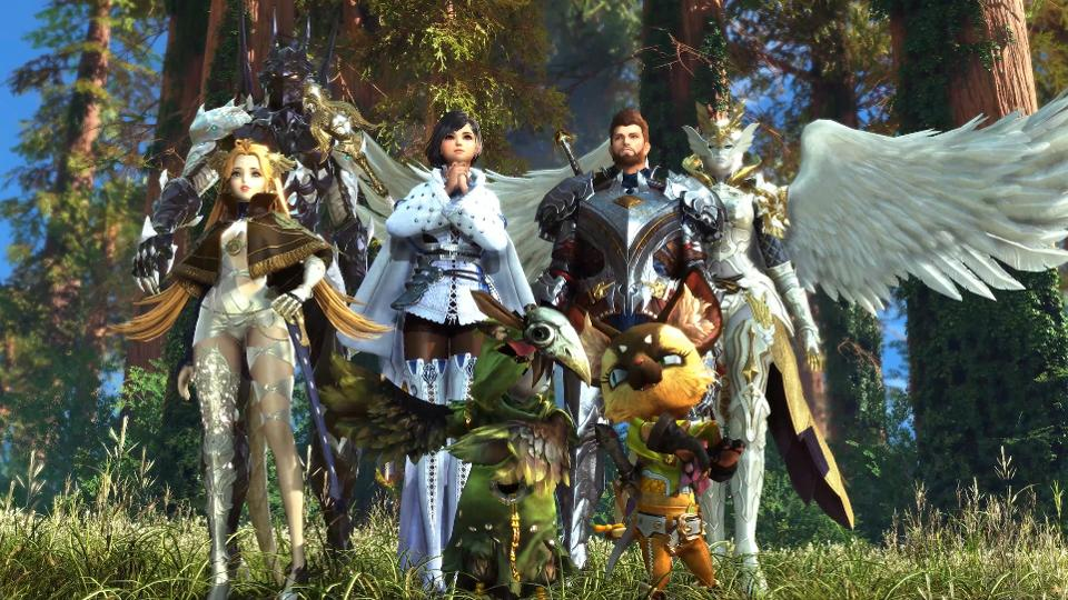 Best Casual MMORPG for PC EnyGames