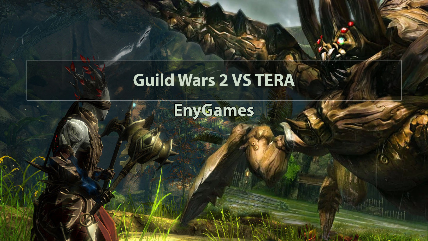 Guild Wars 2 VS TERA Online
