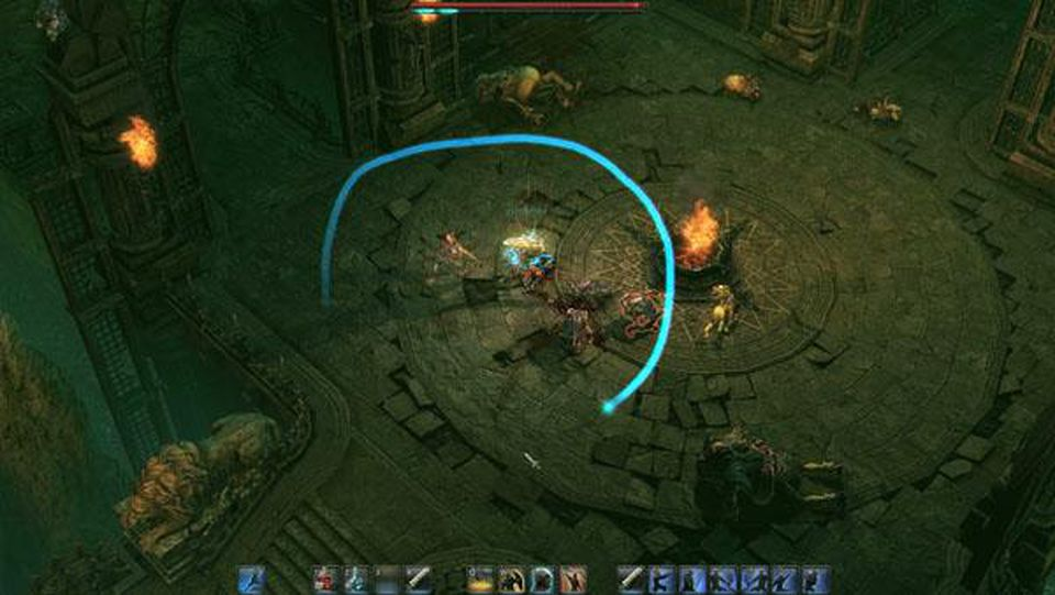 Screenshot for category Isometric MMORPG