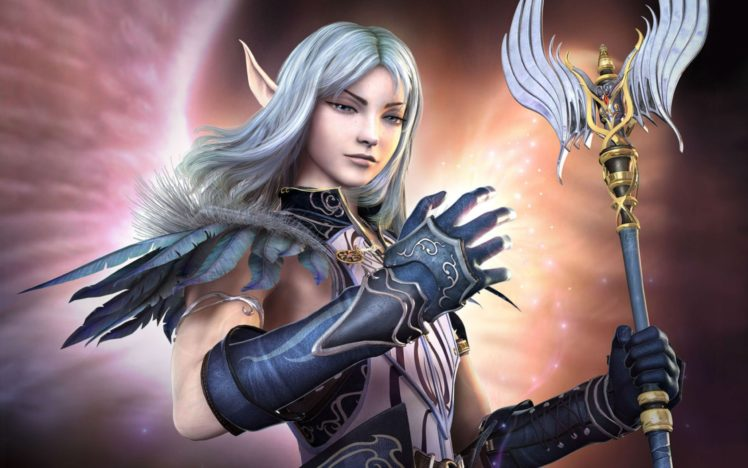 Best MMO for Girls for PC | EnyGames