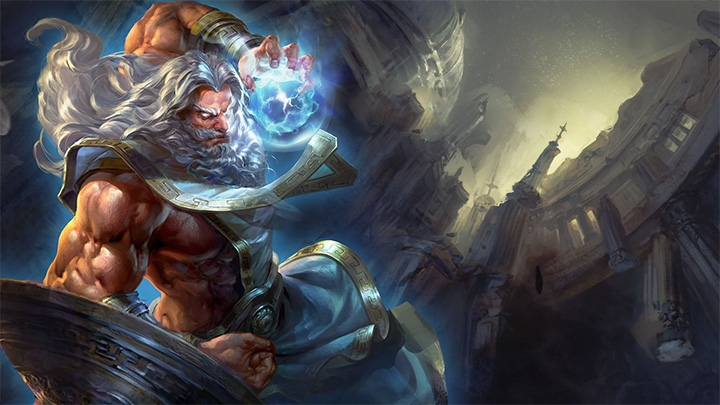 Art for MOBA Games From 2018 List