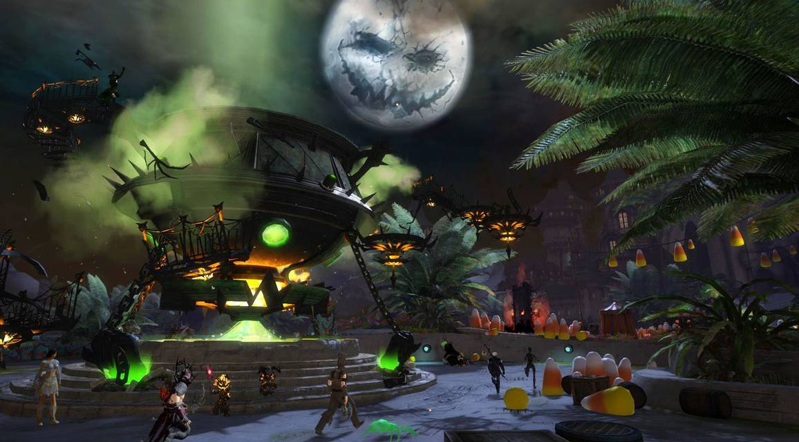 PvE MMORPG category in-game screenshot