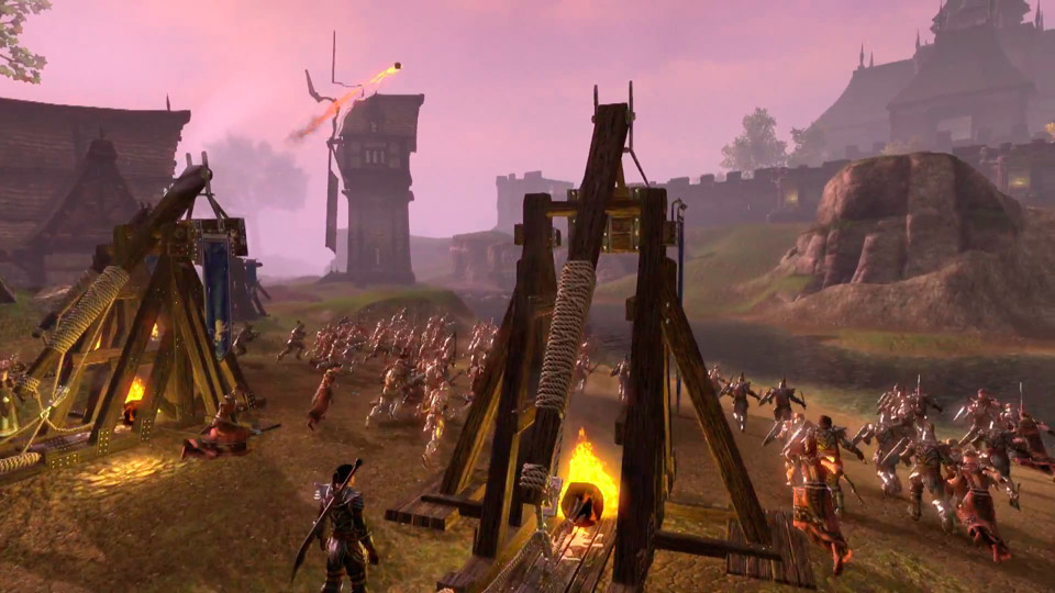 Best PvP MMO Games for PC Art Image