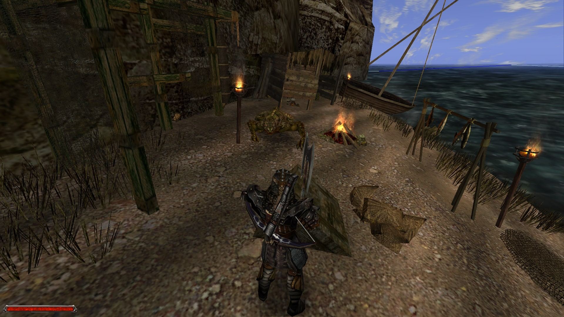 Gothic 2 Enemies and opponents