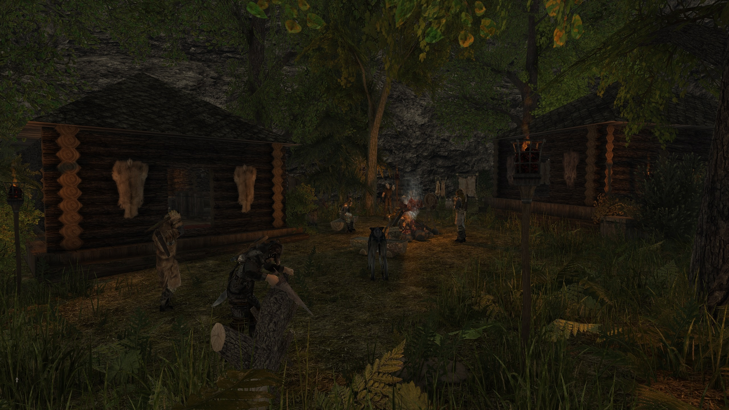 Gothic 2 Returning Hunters Camp