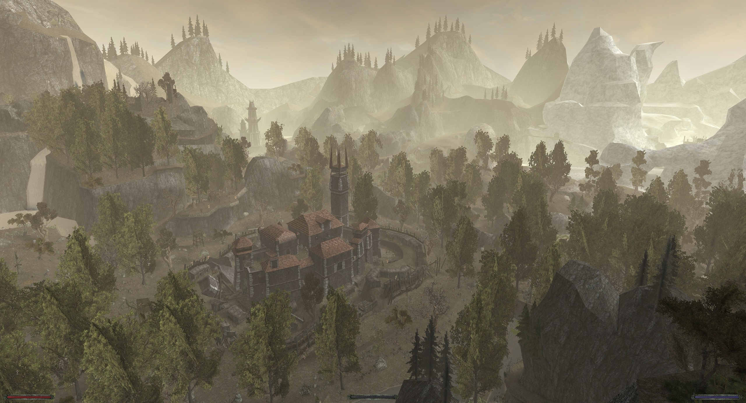 Gothic 2 Returning Valley of Mines