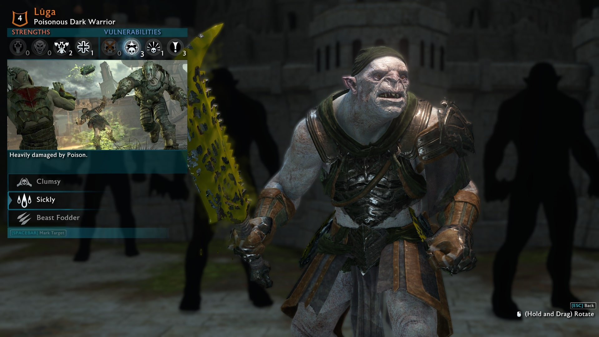 Middle-Earth  Shadow of War Improved Nemesis mechanic