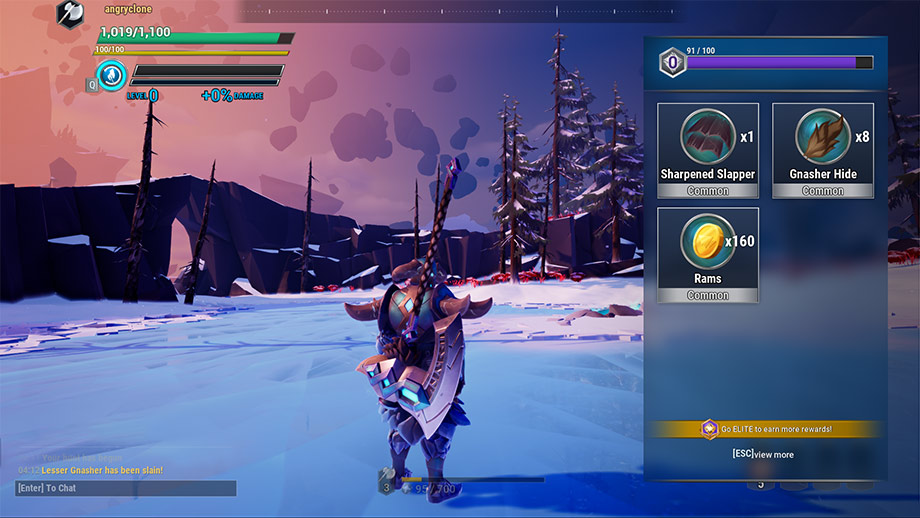 Dauntless Regorged Update Hunting Grounds