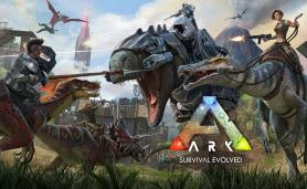 ARK Survival MMO free-to-play