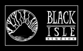 Black Isle Studios Game Developer Company  Logo