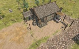 Fractured MMO Free-to-play Alpha 2 Test 4 Testing Screenshot