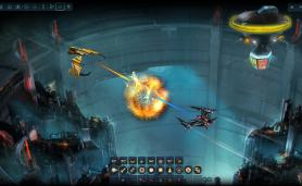 Screen from Dark Orbit for to Play with Friends browser games category