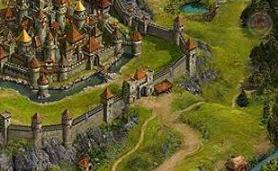 Stone Castle from Browser Management Game
