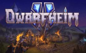 DwarfHeim Early Access Stage October 22nd