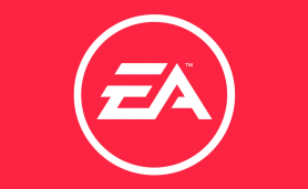 Electronic Arts American Game Developer Company Logo