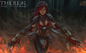 Ethereal: Clash of Souls Stream Gameplay Section Internal Testing 2020