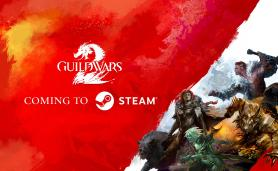Guild Wars 2: End of Dragons Trailer and Steam Release Announce