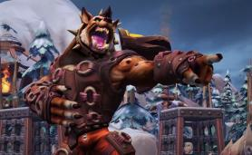 Hogger Heroes of the Storm Update December 2020