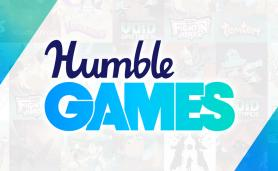 Humble Games Indie Game Publishing Company Logo