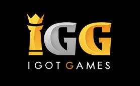IGG (I Got Games) Chinese Game Development Company Logo