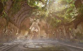 """ArcheAge Unchained """"Ipnysh Sanctuary"""" Release Screenshot"""