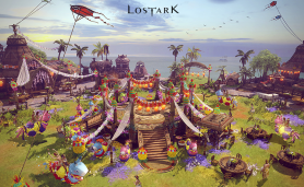 Lost Ark Papunika Update Trailer 2020 Screenshot New location