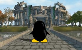 Art for MMO Games for Linux Category