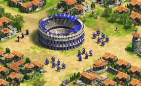 Art for MMORTS Games Category