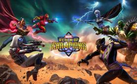 Marvel Realm of Champions Release December 2020