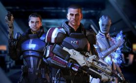 Mass Effect Legendary Edition Release 2021 & New Mass Effect Game by Bioware