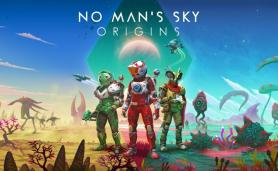 No Man's Sky Origins Update 2020