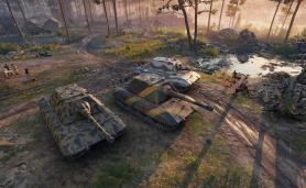 World of Tanks Platoon 2.0 Update 1.11.1