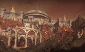Neverwinter The Redeemed Citadel Update Art