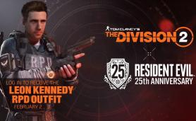 Tom Clancy's The Division 2 X Resident Evil Crossover Event