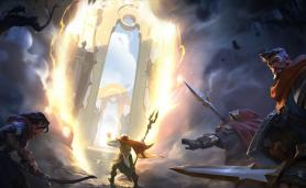 Rise of Avalon Albion Online Gameplay Release Art