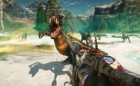 Second Extinction Online Cooperative Shooter with Dinosaurs Early Access Release