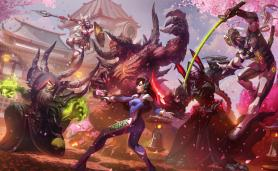 Art from HOTS for Simple MMO Games category