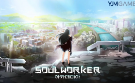SoulWorker Academia Mobile Action MMORPG First Trailer