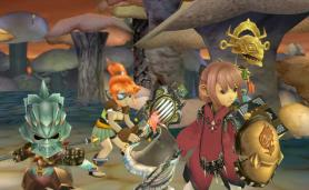 Square Enix Final Fantasy: Crystal Chronicles Remastered Edition Release