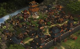 Stronghold Warlords Gameplay screenshot