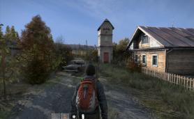 Screen from Survival MMO Game