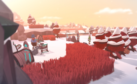 Temtem Update 0.6.9 Housing & Two New Zones