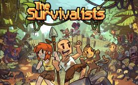 The Survivalists Survival Adventure Game Release on October 9th