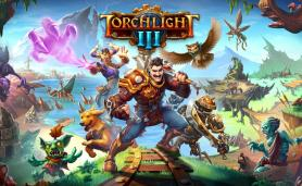 Torchlight 3 Release on PC and other platforms October 2020