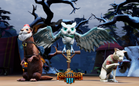 Torchlight 3 Snow & Steam Winter Update Release December 2020