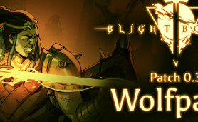 Blightbound Dungeon Crawler Game Wolfpack Update 0.3