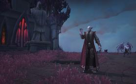 World of Warcraft Shadowlands Addon Screenshot