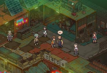 Art for 2D RPG PC Games Category