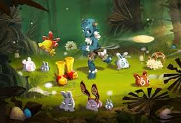 Art for Cartoon MMO Games PC Category